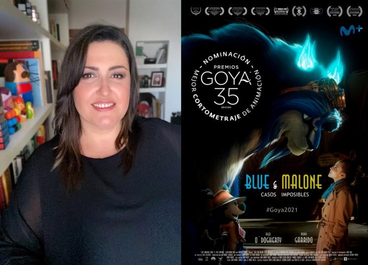 Nathalie Martinez BlueMalone